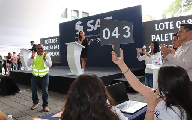 Podrían subastar bienes de Juan Collado y Rosario Robles - Subasta de bienes inmuebles en Los Pinos. Foto SAE
