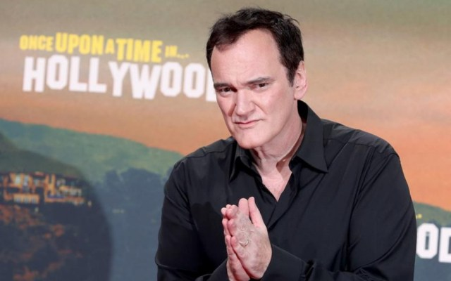 Tarantino quiso hacer una película de 'James Bond' con Pierce Brosnan - tarantino hollywood