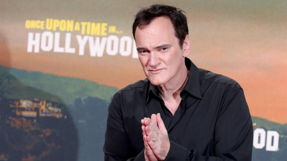 Tarantino compara su nueva película con 'Roma' de Cuarón - tarantino hollywood