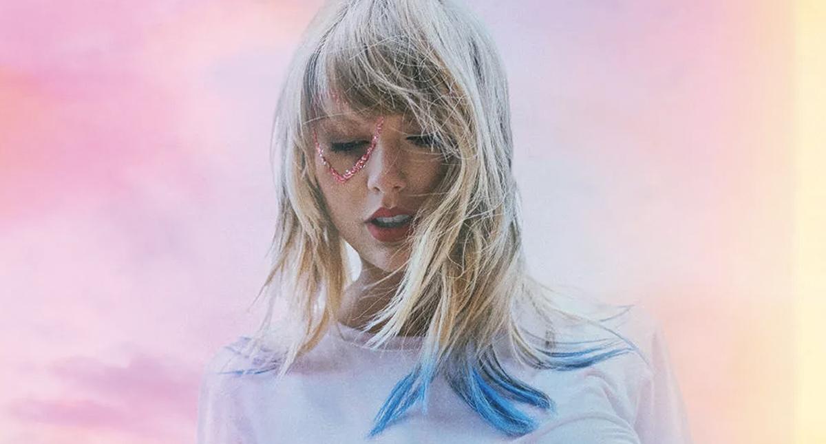 En el mercado Lover, nuevo disco de Taylor Swift