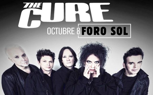 The Cureregresará a la Ciudad de México en octubre - the cure México foro sol