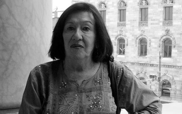 Murió la poeta mexicana Thelma Nava - Foto de INBAL