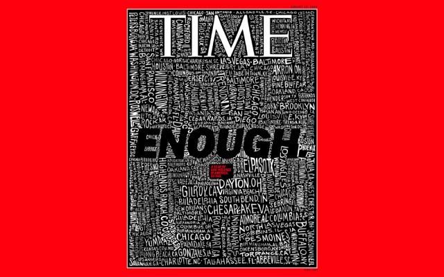 Time pide poner fin al terrorismo de los supremacistas blancos - revista time