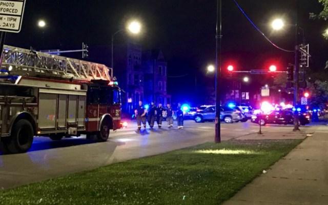 Ataques en Chicago dejan al menos nueve heridos - tiroteo chicago heridos