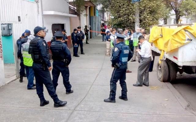 Huachicoleros conectaron toma clandestina subterránea en Iztacalco - toma clandestina iztacalco