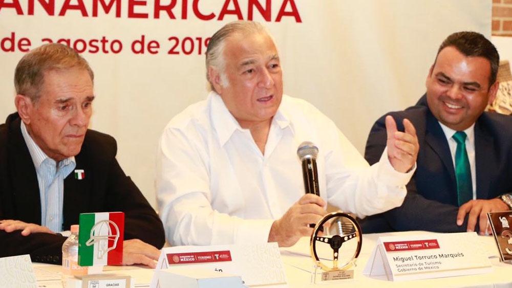 Torruco atribuye baja del PIB turístico a amparos por Santa Lucía - torruco sectur