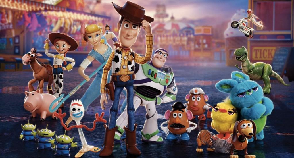 'Toy Story 4' supera mil millones de dólares en taquilla - Foto de Pixar