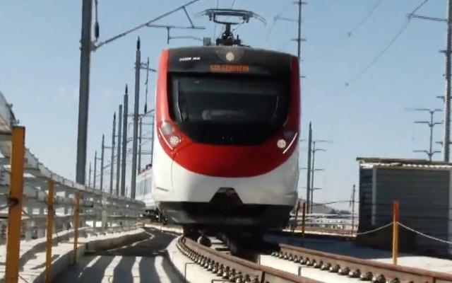 Reinicia SCT construcción del Tren Interurbano México-Toluca - Tren Interurbano México-Toluca. Foto de SCT