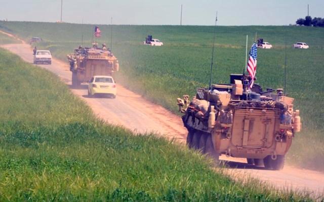 EE.UU. despliega soldados en Turquía para establecer zona segura en Siria - tropas eeuu turquia