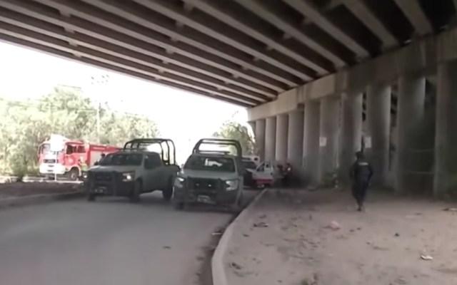 Controlan fuga de combustible por toma clandestina en Tultitlán - Foto de Foro TV