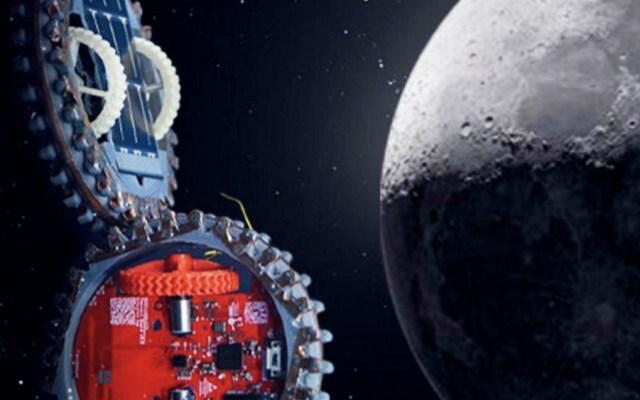 UNAM enviará nueve robots a la Luna en 2021 para integrar panel solar - Foto de UNAM