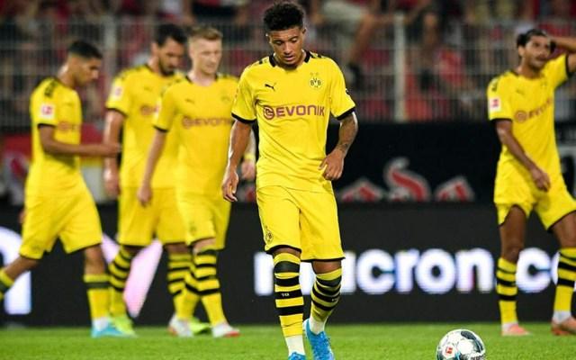 Borussia Dortmund pierde ante el recién ascendido Unión Berlín - Union Berlin Borussia Dortmund