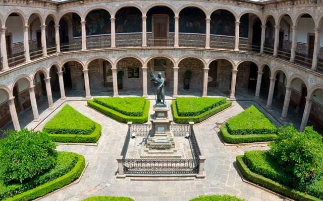 Morenista pide a Arturo Herrera 800 mdp para Universidad Michoacana - Universidad Michoacana