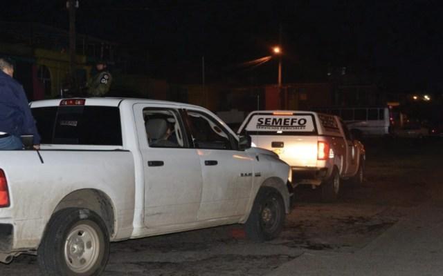 Asesinan a cuatro en Uruapan - Foto de Quadratín
