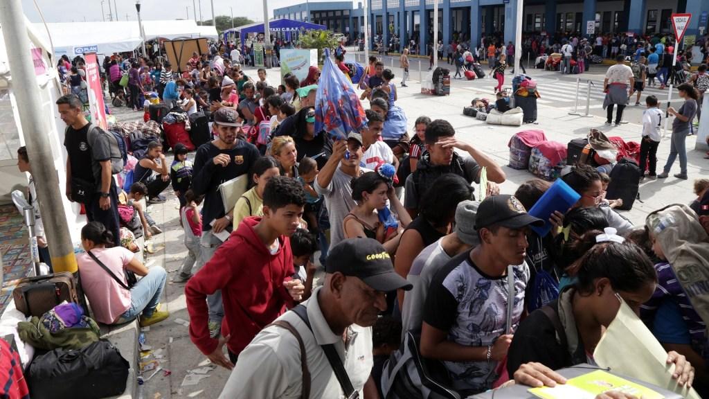 Muertes de migrantes en América aumentan 33 por ciento. Noticias en tiempo real