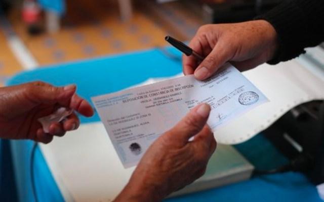 Cae hombre que presuntamente alteró el orden en votaciones de Guatemala - guatemala