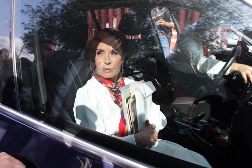 Abogados de Rosario Robles piden remover a juez por conflicto de interés - Rosario Robles
