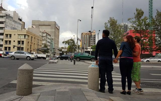 La mayoría de los accidentes viales en México suceden en las esquinas - Foto de Carlos Tomasini.