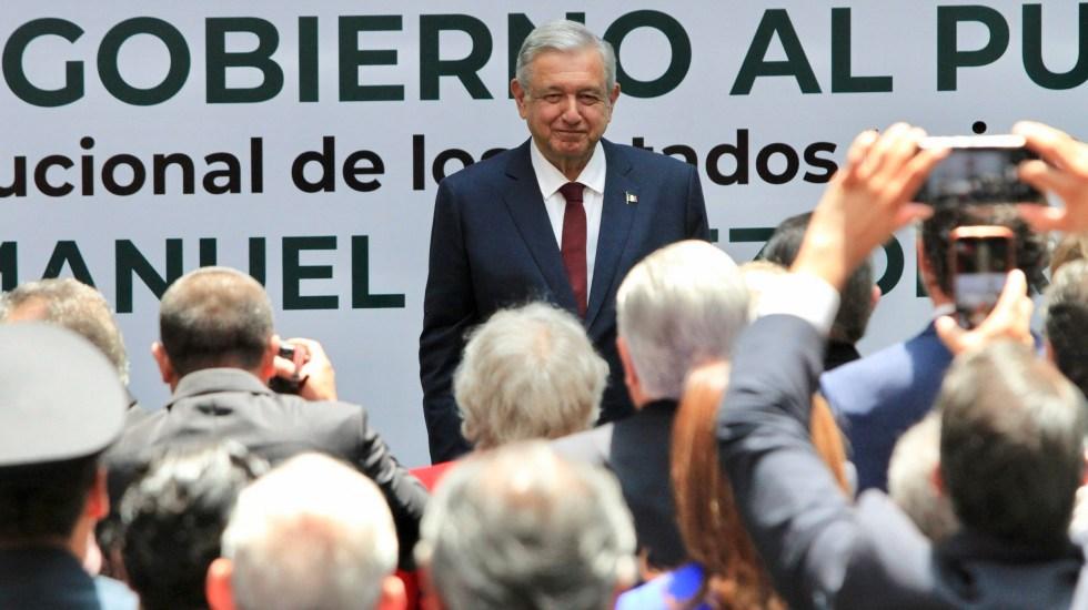 La economía está creciendo poco, es cierto, pero no hay recesión: AMLO - Andrés Manuel López Obrador, presidente de México. (Notimex)