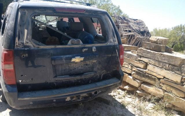 Abaten a cuatro sujetos armados en Vallecillo, Nuevo León - Abaten cuatro delincuentes Nuevo León Vallecillo