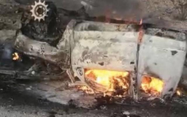 Choque deja cuatro muertos en BCS - Foto de El Sudcaliforniano