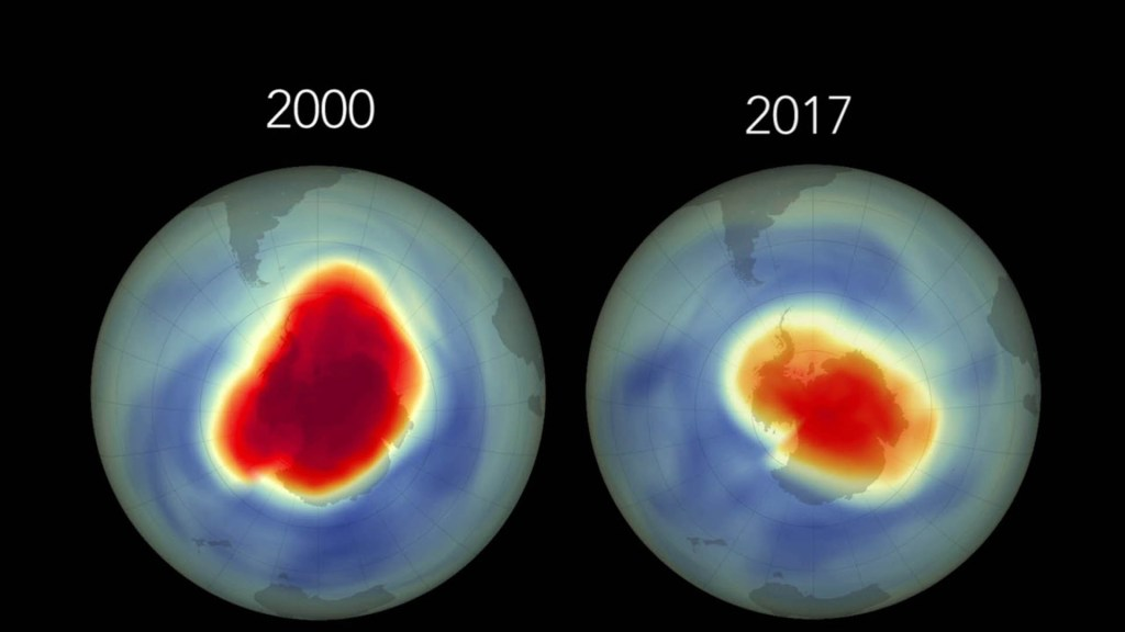 Sin resolverse, el deterioro de la capa de ozono: UNAM. Noticias en tiempo real