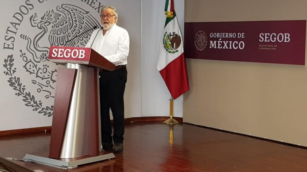 Una burla, liberación de policías ligados a Caso Ayotzinapa: Encinas - Alejandro Encins mensaje Segob caso ayotzinapa
