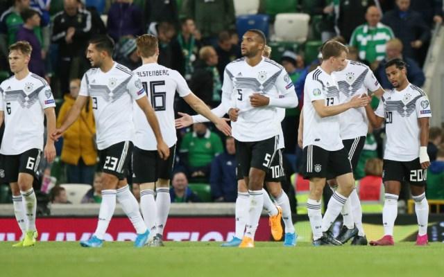 Bélgica y Holanda golean; Alemania recobra el rumbo - Foto de EFE