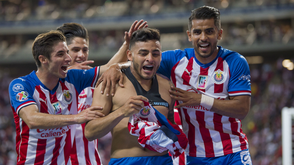 Chivas ganó el 'Clásico Tapatío' - Foto de Mexsport