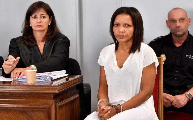 Declaran culpable a dominicana por asesinar a niño de 8 años en España - Ana Quezada. Foto de EFE