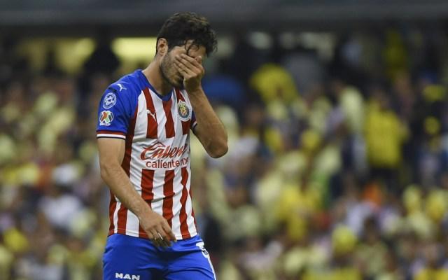 Comisión Disciplinaria suspende cuatro partidos a Antonio Briseño - Foto de Mexsport