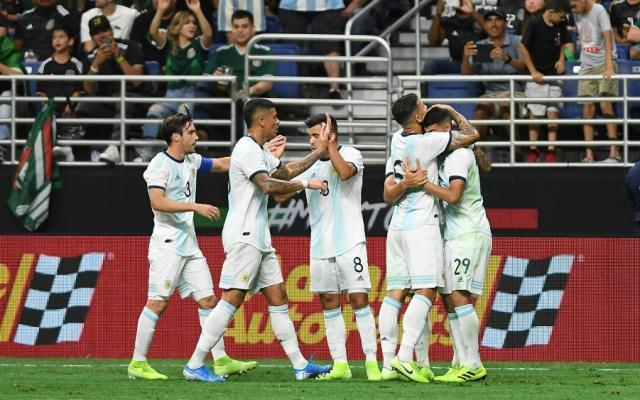 Martino apuesta por la experiencia contra Argentina - Foto de Mexsport