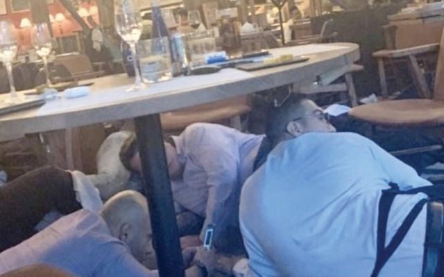 Investigan nexos del presunto asesino de israelíes con el Cártel Jalisco Nueva Generación - Foto de Twitter