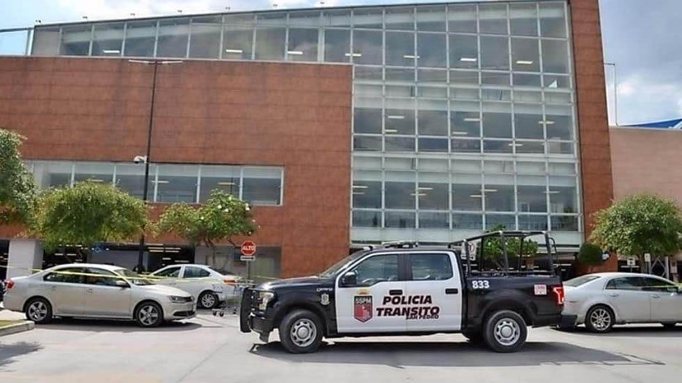 Roban casi un mdp a automovilista en San Pedro Garza García - Asalto San Pedro Garza García