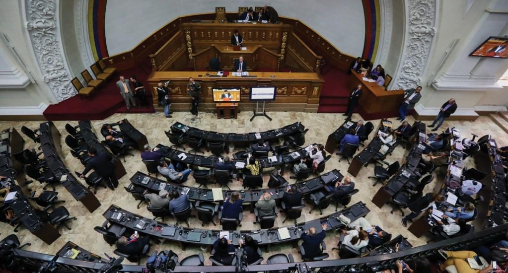 Parlamento venezolano pide a Bachelet presionar a gobierno de Maduro. Noticias en tiempo real