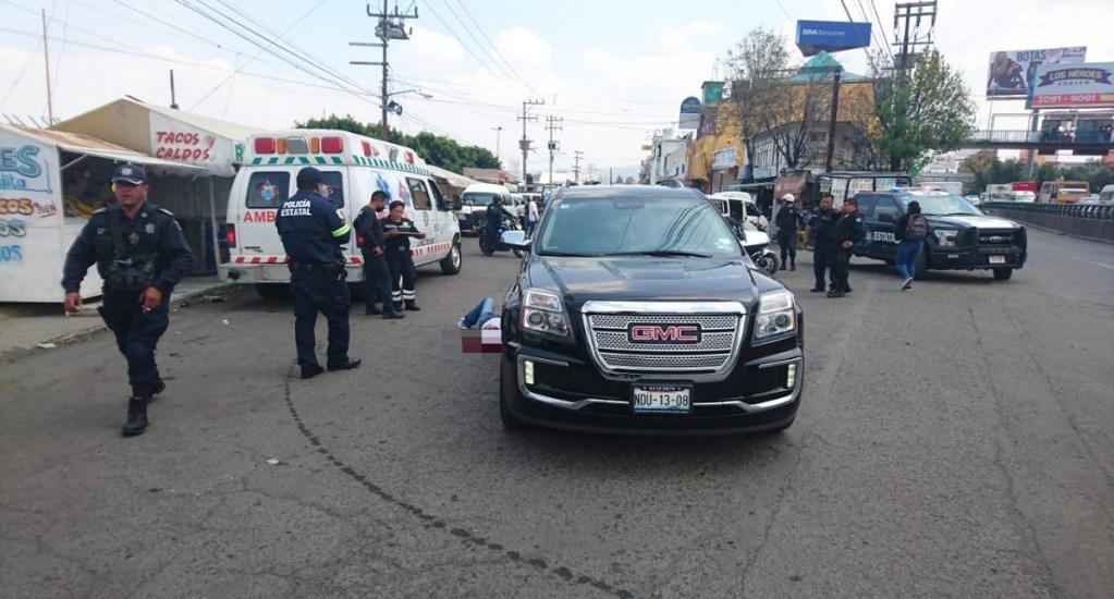Ejecutan a consejero municipal del PRI en el Estado de México. Noticias en tiempo real