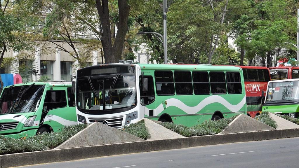 Anuncian condonaciones a concesionarios de transporte público en la Ciudad de México - aumento pasaje transporte público
