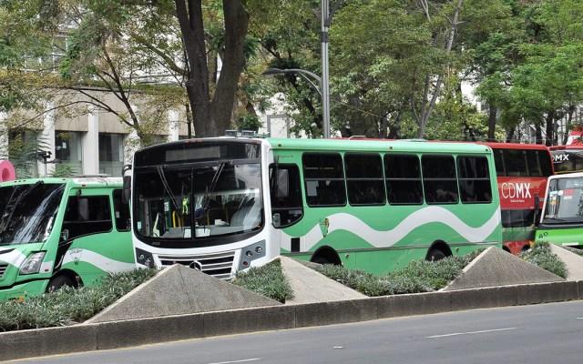 Rechaza gobierno capitalino aumentos al transporte público - aumento pasaje transporte público