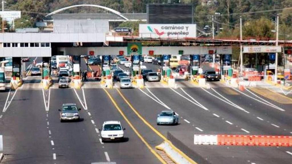 En pleno puente, Capufe aumenta tarifas de la México-Acapulco - autopista méxico-acapulco tarifas