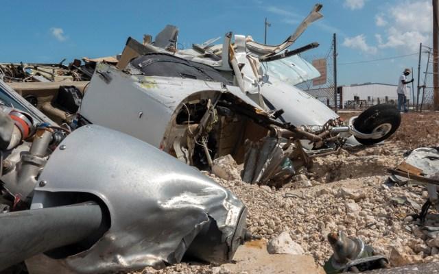 Bahamas advierte por llegada de tormenta tropical a zonas afectadas por Dorian - Foto de EFE