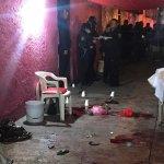 Balacera en la Doctores deja cuatro muertos y cuatro heridos