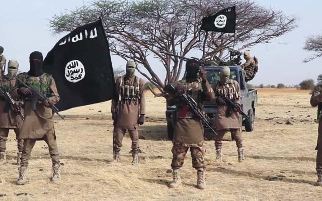 Boko Haram ejecuta en Nigeria a once rehenes cristianos - Miembros de Boko Haram. Foto de Daily Post Nigeria