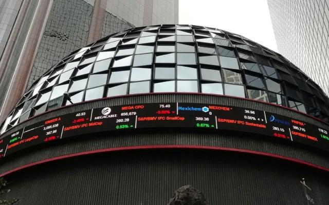Falla provoca suspensión en la Bolsa Mexicana de Valores - Bolsa Mexicana de Valores BMV