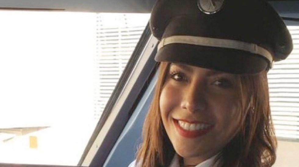 Interjet investiga a mujer piloto que pidió arrojar bomba al Zócalo - Interjet investiga a mujer piloto que pidió arrojar bomba al Zócalo