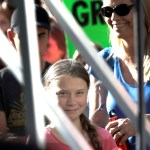 Greta Thunberg, la niña que inspira a millones - Foto de EFE