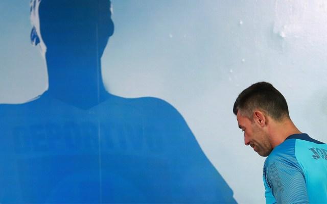 Pedro Caixinha expresa su agradecimiento al Cruz Azul - Pedro Caixinha