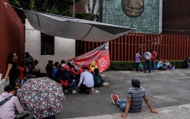 Lo que menos le interesa a la CNTE es la educación: Marco Adame - Foto de EFE