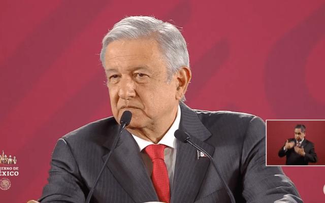 Vamos a bajar la incidencia delictiva: López Obrador - Andrés Manuel López Obrador, presidente de México.