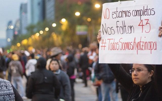 """Reconoce ONU """"cambio de rumbo"""" en investigaciones del caso Ayotzinapa - Foto de @ONUDHmexico"""