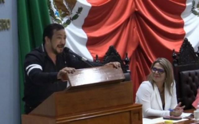 Diputado plantea en Congreso de Tabasco reelección de López Obrador - Foto de Tabasco Hoy